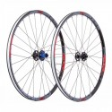 Ruedas Progress JGO EVO 29 15x110 Y 12x148 Boost Shimano Negro FOX