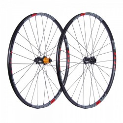 Ruedas Progress JGO DYN NITRO 29 15x110 Y 12x148 Boost Shimano FOX