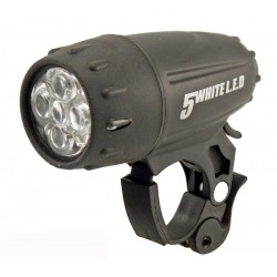 LUZ FRONTAL APOLLO 5 WHITE LED