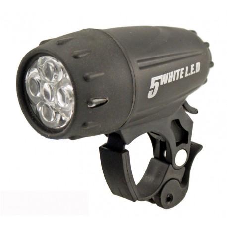 LUZ FRONTAL APOLLO 5 WHITE LED