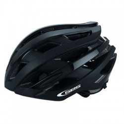 CASCO GES ICON-12 ROAD MTB NEGRO TALLA M (54-58)