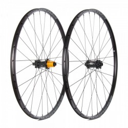 Ruedas Progress JGO DYN Ceramic 29 15x100 Y 12x142 Shimano Gris