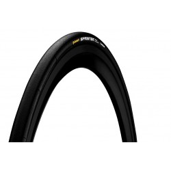 CUBIERTA CONTINENTAL SPRINTER BLACKBLACK TUBULAR 28X25MM