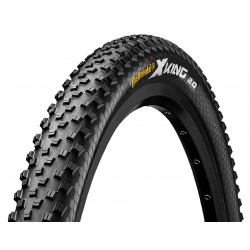 CUBIERTA CONTINENTAL CROSS KING BLACKBLACK RIGIDA 29X230