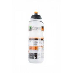 BIDÓN TUNE FLASCHE 750ML, BPA FREE, SCREW CAP, WITH DRINKING INSTRUCTION