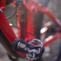 Pedal Eltin Automático Compatible con SPD MTB
