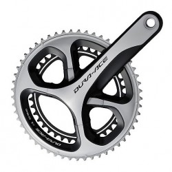 BIELAS DURA-ACE 11 VEL. DOBLE 175mm